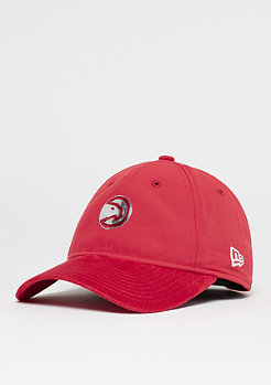New Era 9Twenty On-Court NBA Atlanta Hawks red