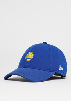 New Era 9Twenty On-Court NBA Golden State Warriors blue