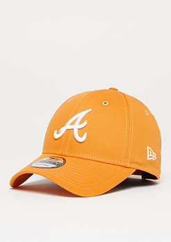 New Era 9Forty Summer Brights MLB Atlanta Braves regular gold