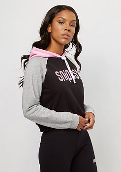 SNIPES College black/grey/pink
