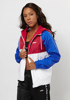 SNIPES Block Windrunner red/white/blue