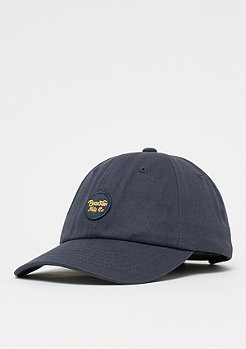 Brixton Wheeler washed navy