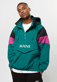 Karl Kani Blocked green/black/pink