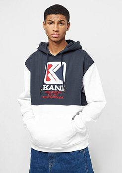 Karl Kani Blocked navy/white