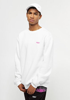 SNIPES Chest Logo white/rasberry sorbet