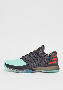 adidas Crazy X blackTteal/solar red