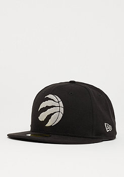 New Era 59Fifty Chainstitch NBA Toronto Raptors black
