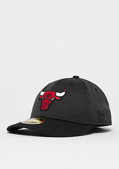 New Era 59Fifty Low Profile Shadow Tech NBA Chicago Bulls graphite