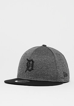New Era 9Fifty Heather Jersey MLB Detroit Tigers black