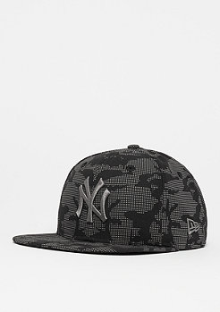 New Era 9Fifty Night Time Reflective MLB New York Yankees