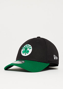 New Era 39Thirty Blackbase NBA Boston Celtics black