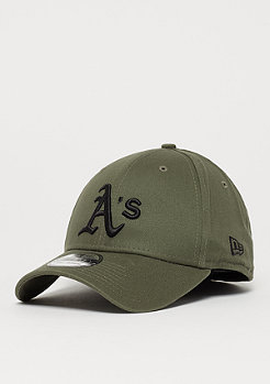 New Era 39Thirty League Essential MLB Oakland Ahtletics new olive