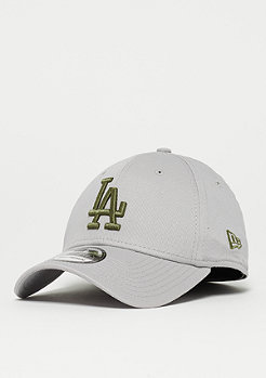 New Era 39Thirty League Essential MLB Los Angeles Dodgers grey