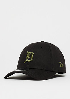 New Era 9Forty League Essential MLB Detroit Tigers black/new olive