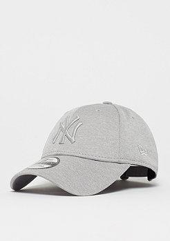 New Era 9Forty Jersey Heather MLB New York Yankees grey