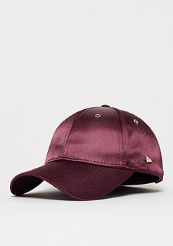 New Era 9Forty Premium maroon/gold
