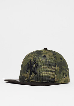 New Era 9Fifty Original Fit Mesh Overlay MLB New York Yankees camo