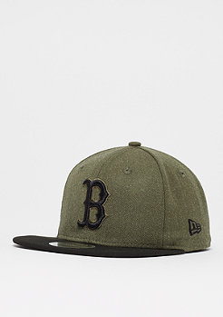 New Era 9Fifty Seasonal Heather MLB Boston Red Sox heather army