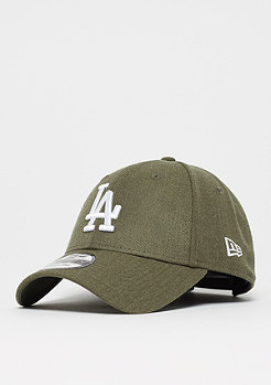 New Era 9Forty Seasonal Heather MLB Los Angeles Dodgers heather army