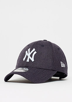 New Era 9Forty Seasonal Heather MLB New York Yankees heather navy