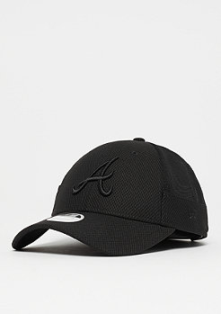 New Era 9Forty Sports Mesh MLB Atlanta Braves black