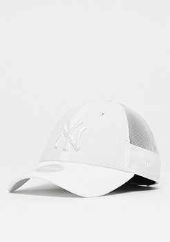 New Era 9Forty Sports Mesh MLB New York Yankees optic white