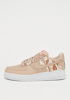 NIKE Air Force 1 07 LV8 bio beige/bio beige/orange quartz
