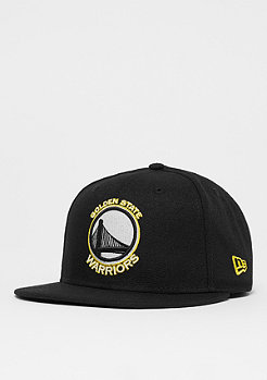 New Era 9Fifty Team GITD Basic NBA Golden State Warriors black