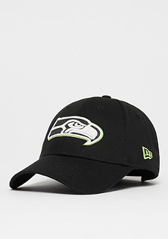 New Era 9Forty Team GITD Basic NFL Seattle Seahawks black