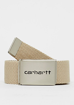 Carhartt WIP Clip Belt Chrome wall