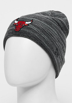 New Era Shadow Tech Knit NBA Chicago Bulls black/graphite/storm grey