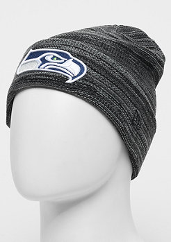 New Era Shadow Tech Knit NFL Seattle Seahawks black/graphite