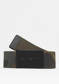 Carhartt WIP Clip Belt Tonal camo combat green