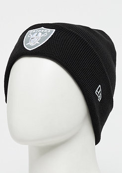 New Era Night OPS Cuff NFL Oakland Raiders black
