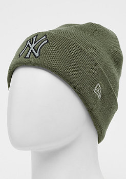 New Era Night OPS Cuff MLB New York Yankees new olive