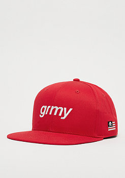 Grimey The Lucy Pearl red