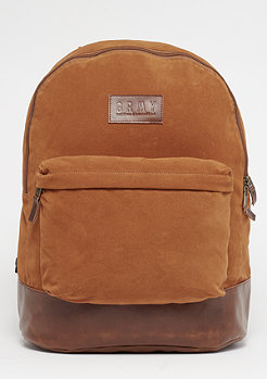 Grimey Natural Suede brown