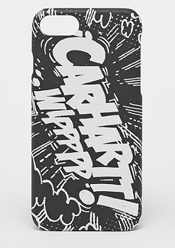 Carhartt WIP Comic iPhone 7 Hardcase black/white