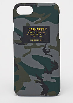 Carhartt WIP Military iPhone 7 Hardcase camo combat green