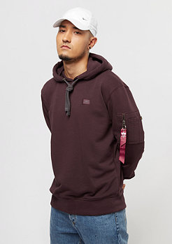 Alpha Industries X-Fit deep maroon