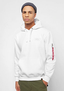 Alpha Industries Back Print white