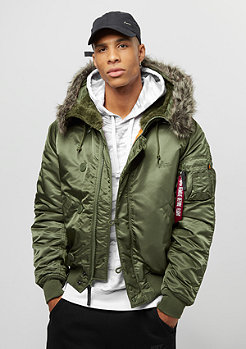 Alpha Industries N2B VF 59 sage green