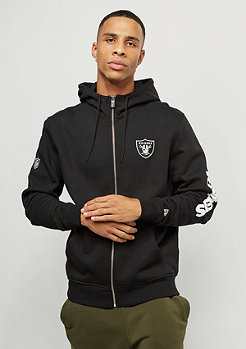 New Era Team Apparel FZ Oakland Raiders black