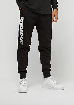 New Era Team Apparel FLC Pant Oakland Raiders black