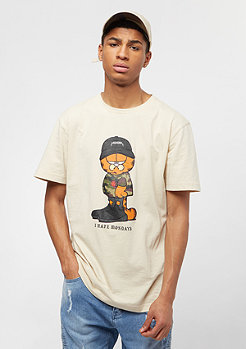 Cayler & Sons WL Merch Garfield Tee sand/mc