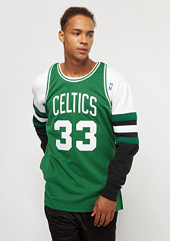 Mitchell & Ness Swingman Larry Bird #33 Boston Celtics green/white