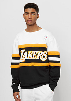 Mitchell & Ness Head Coach Los Angeles Lakers black/white