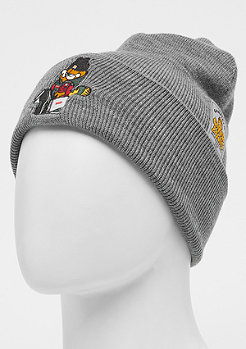 Cayler & Sons WL Hyped Garfield Old School Beanie grey/mc