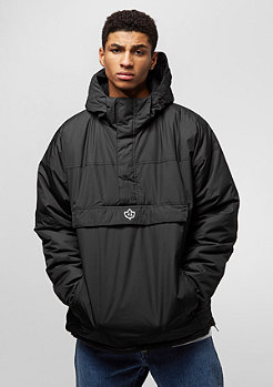 Park Authority by K1X Urban Hooded Halfzip MK4 black