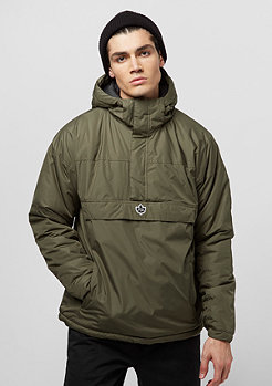 Park Authority Urban Hooded Halfzip MK4 tarmac